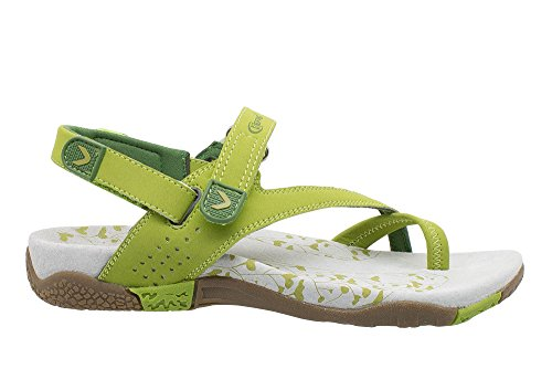 Kefas - 3048 Altea - Travel, Trekking and Free-Time Sandals PU-Nubuk, Eva Rubber Sole