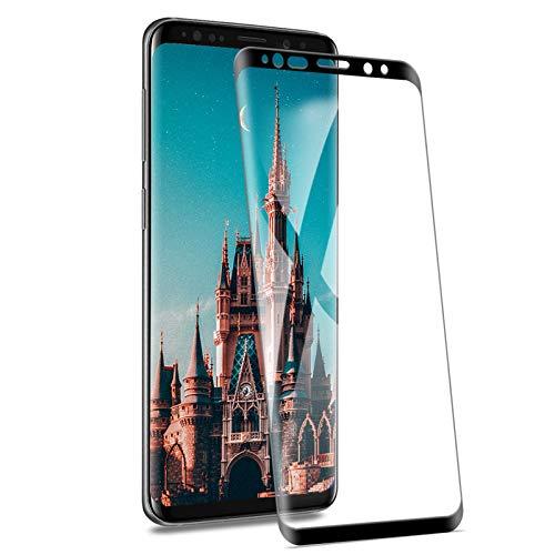 Protezione Schermo per Samsung Galaxy S8 Plus [2 Pack], 9H Durezza Anti-Graffi Vetro Temperato Compatibile con Samsung Galaxy S8 Plus, [HD Trasparente] [Anti-Impronte] [Alta Sensibilità]