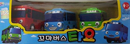 TAYO Der kleine Bus,Tayo + Rogi + Gani ,3Pcs set