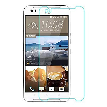Unbreakable Screen Protector for HTC Desire 830 (Far Better Than Tempered Glass) with Impossible Anti Shock and Hammer Proof Protection