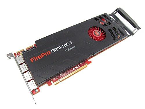 HP LS993AA - Tarjeta gráfica (FirePro V7900, 2560 x 1600 Pixeles, AMD, 2048 MB, GDDR5-SDRAM, PCI Express x16)