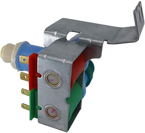 IMV708 W10408179 4389177 For Whirlpool Kitchenaid Kenmore Refrigerator Water Valve