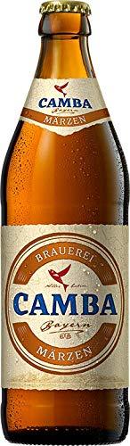 Camba Märzen 12 x 0,5 bayerisches bier