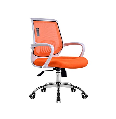 Canyi Z Computer Stuhl Büro schwarz Pulley Bürostuhl multifunktionale Bund Mesh Stuhl Swivel Lift Konferenzstuhl Multi-Color optional (Farbe : G)