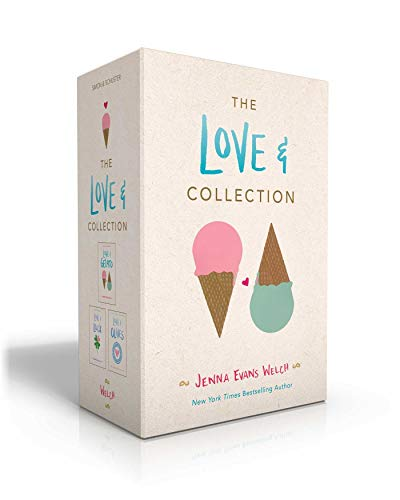 The Love & Collection: Love & Gelato; Love & Luck; Love & Olives