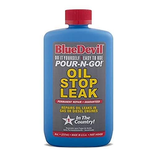 Blue Devil (49499-6PK) Engine Oil Stop Leak - 8 Ounce, (Pack of 6)