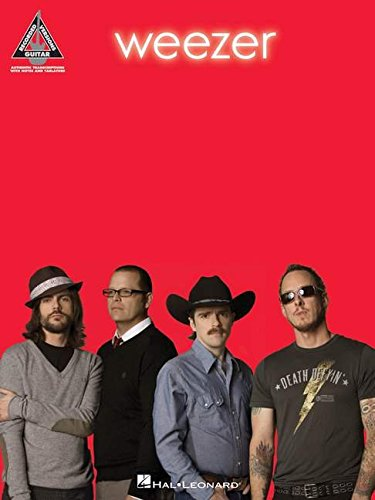 Weezer (the Red Album) (Guitar Recorded Versions)