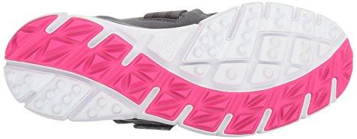 Adidas W Climacool Knit Chaussure de golf pour femme, Gris (Gris/rose vif.), 39 EU