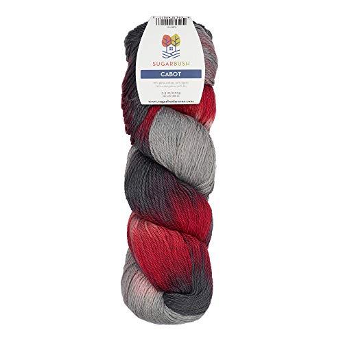 Sugar Bush Yarn Cabot Double Knitting Weight, Lavish and Lace