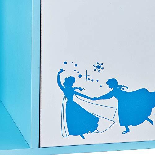[ベルメゾン]ディズニーランドセルラック子ども用シェルフ日本製アナと雪の女王E