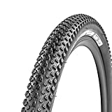 Elecony Bike Tire 26x2.10 Folding Mountain Bicycle Tire, OBOR Tires Billy Goat, Advanced MTB TIRE, Replacement Tire 60 TPI W3104, Black