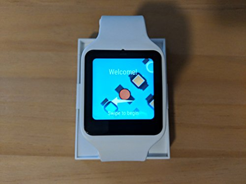 Sony Smartwatch for Android 4.3 - White