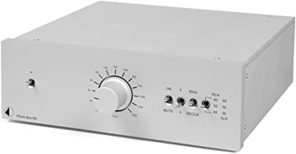 Pro-Ject Audio - Phono Box RS - Phono Preamplifier - Silver
