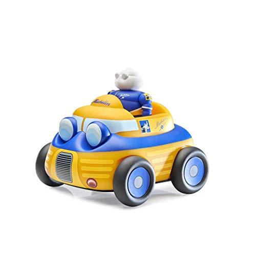 Bibendum Mobile Typ H und sein Bibendum Pilote, Michelin