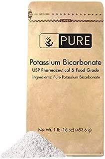 Best potassium bicarbonate baking Reviews