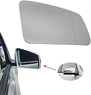 Right Door Side Heated Wing Mirror Glass For Mercedes-Benz S/C/E-Class W212 W204