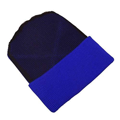 H.ZHOU Sombrero de Invierno Beanie cráneo Hombres Mujeres