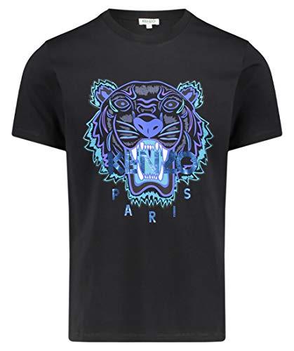 Kenzo - Camiseta Negro S