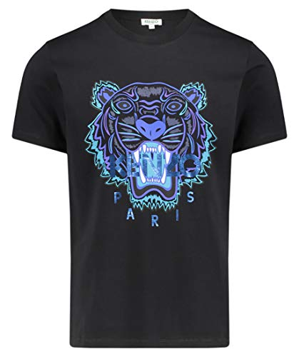 Kenzo Herren T-Shirt schwarz (15) M