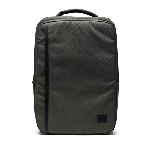 Herschel Travel Backpack, Dark Olive, 30.0L
