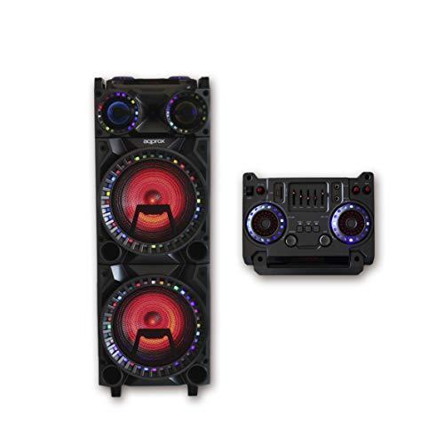 ApproxAltavoz Portable Bluetooth 4.2 Monster MPPRO+ 200W BATERIA 8H Panel DE Control...
