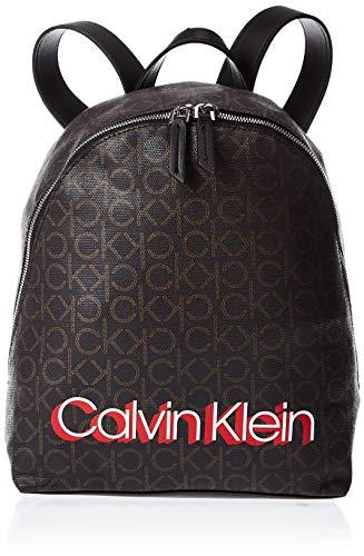Calvin Klein SML Backpack Brown Monogram SML Backpack Brown Monogram...