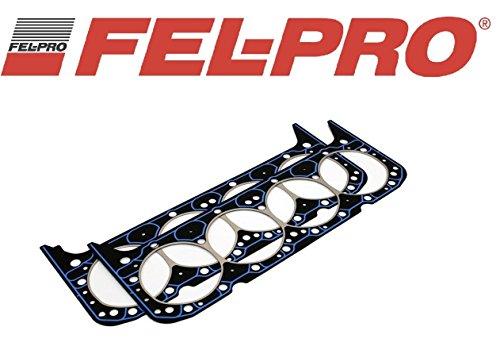 1 Pair Fel Pro 1003 Small Block Chevy SBC Performance Head Gaskets 327 350 383 (2) Head Gskts)