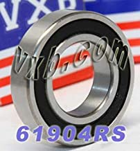 61904RS Sealed Bearing 20x37x9 Ball Bearings