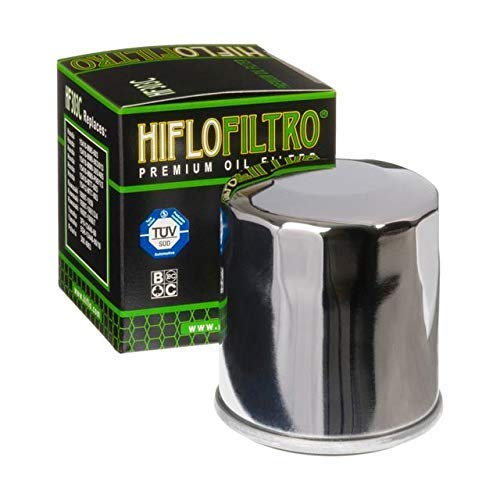 Honda Chrome Filtre à Huile VT1100 T Shadow As Tour 98 99 00 01 02 Qualité Origine Hiflo HF303C