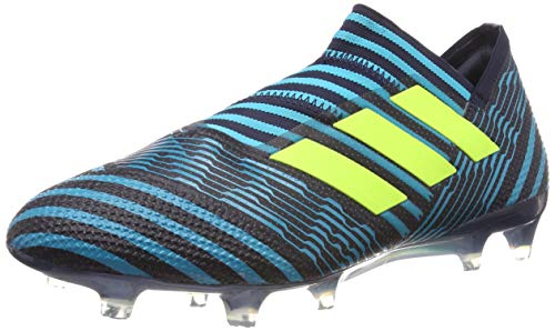 adidas adidas Herren Nemeziz 17+ 360Agility FG Fußballschuhe, Blau (Dunkelblau/Türkis Dunkelblau/Türkis), 41 1/3 EU