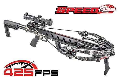 Killer Instinct Speed 425 Crossbow Elite Package
