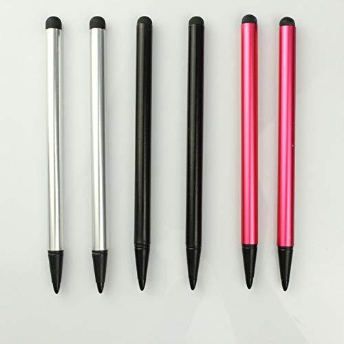 N / E Pantalla táctil lápiz lápiz táctil universal pantalla táctil lápiz capacitivo para coche GPS navegador punto redondo punta fina