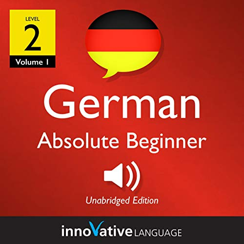 Learn German - Level 2: Absolute Beginner German (Volume 1: Lessons 1-25) Titelbild