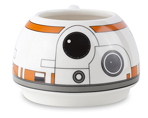 Star Wars Taza de cerámica Impreso–BB8, Multicolor
