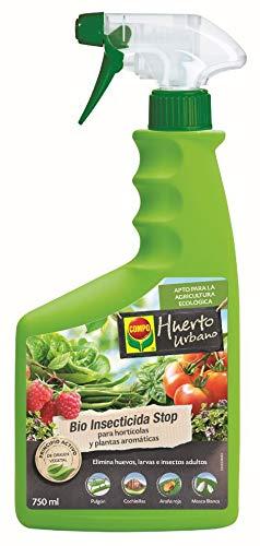 Compo Bio Stop Insecticida para hortícolas, Apto para Agric