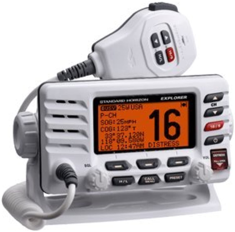 Standard Horizon Standard Horizon Explorer VHF White Ultra Compact Class D