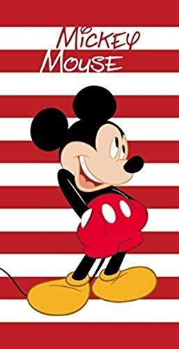 Toalla de Baño Playa Piscina Mickey Mouse 140 x 70 cm