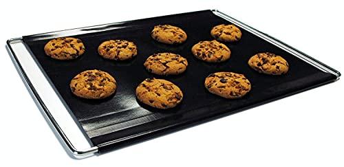 NoStik @ WOWOOO Teflon Cooking Mat scaffale: allungabile Antiaderente Magic: riutilizzabili: Ogni Forno Dovrebbe Avere Uno.