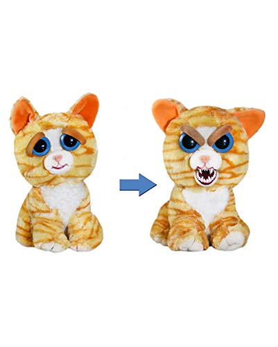 Horror-Shop Feisty Pets Katze - Princess Pottymouth Kuscheltier
