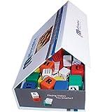 The Multi-Matrix Therapeutic Game Developmental Blocks with 50 Smart Cubes