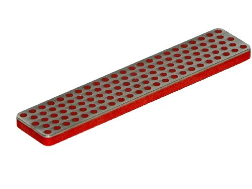 DMT A4F 4-Inch Diamond Whetstone For Use With Aligner - Fine by DMT (Diamond Machining Technology)