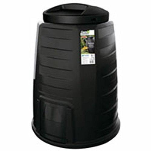 Prosperplast IKECO340-S411 komposter, schwarz, 78 x 104 x 78 cm