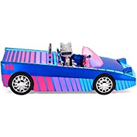 LOL Surprise Dance Machine Car with Exclusive Doll