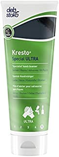 Deb Group 250 ml Tube White Kresto Special ULTRA Solvent Scented Hand Cleanser (12 Per Case)