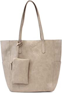 Joy Susan Womens 3-in-1 North/South Bella Tote Bag