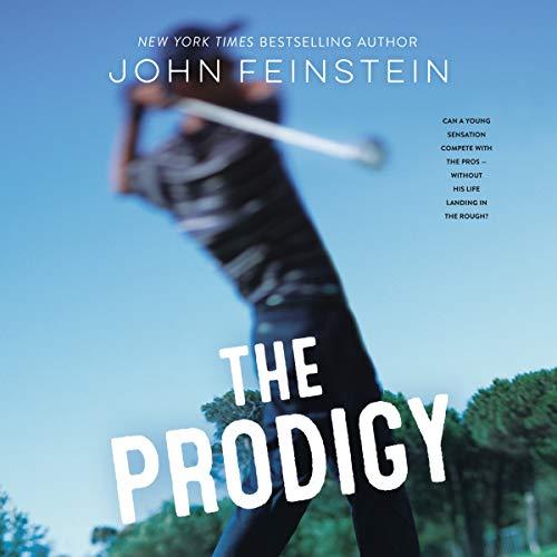 The Prodigy audiobook cover art