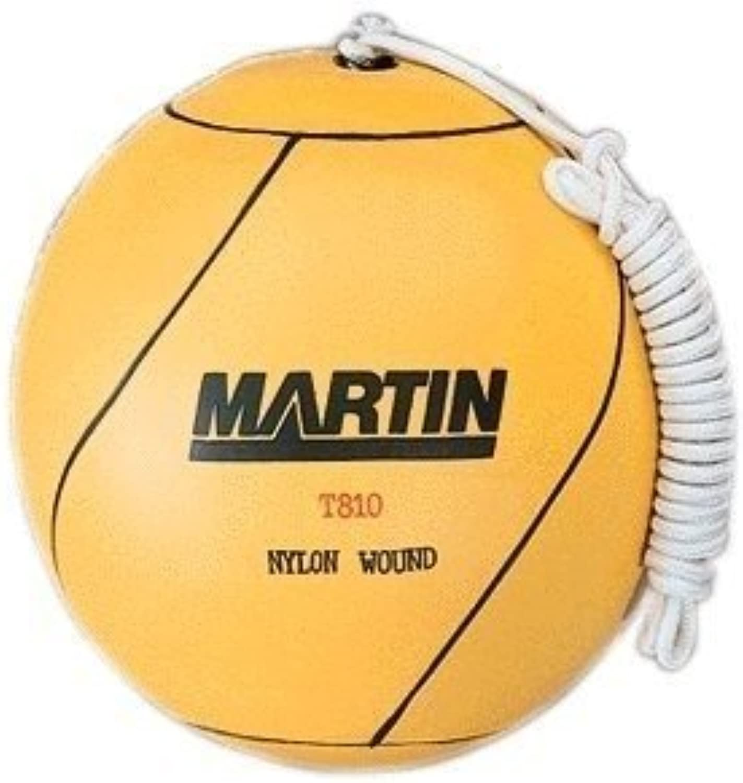 venta mundialmente famosa en línea Tetherball Rubber Nylon Wound W  by by by Dick Martin Sports  punto de venta de la marca