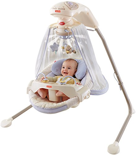 Fisher Price sterrenlicht Papasan babyschommel