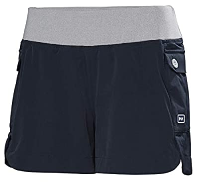 Helly-Hansen Women's Vetta Hiking Shorts, Navy, Large