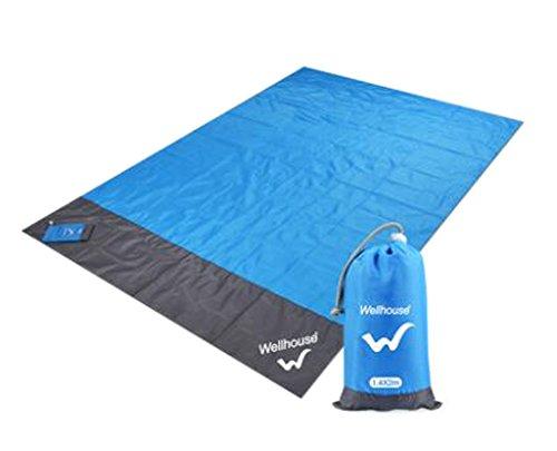 Outdoor Beach Blanket/Poche Compact étanche et Preuve Sable Mat pour Le Camping, randonnée, Pique-Nique #22